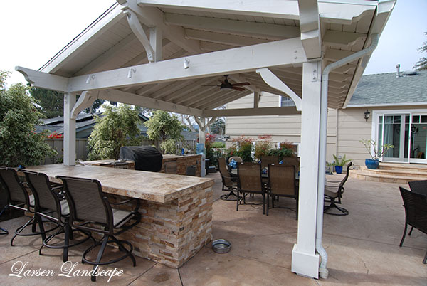 Outdoor Bbqs Covered Patios For All